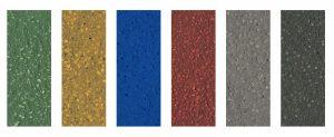 Polyurethane Screed Colour Chart