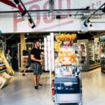 Photo of Resin Flooring in Retail