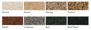Resin Bound Gravel Colours